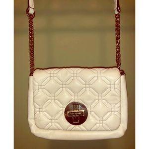 Kate Spade White Crossbody Bag